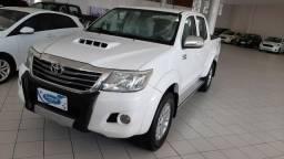 Hilux SRV 4x4 Diesel Cabine Dupla Automática 2013/2013 - 2013