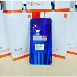 Celuar Xiaomi -Note 7 128gb azul -Josueimports