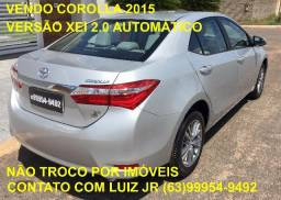 Corolla Xei 2015 - 04 pneus Michelin Zero - Documento pago - Estado de Zero - 2015