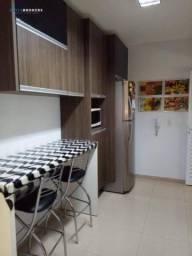 Apartamento no Edifíco Villagio Salerno com 3 dormitórios à venda, 124 m² por R$ 650.000 -