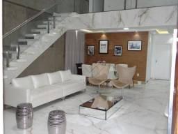 Sobrado com 4 dormitórios para alugar, 360 m² por R$ 10.000,00/mês - Condomínio Florais Cu