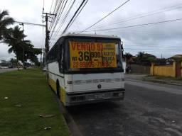 Ônibus Rodoviário 46 lugares-Banheiro-Ar Condicionado-Gerador- Suspensão a ar só 36.900