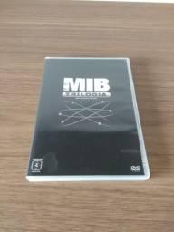 DVD Trilogia MIB Homens de Preto (3 discos)