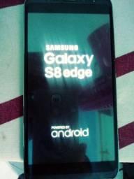 Celular samsung S8 edge
