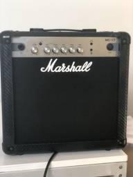 Amplificador Marshall MG 15 CF comprar usado  Montes Claros