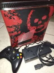 Xbox360/Nintendo Wii black troca ou venda.