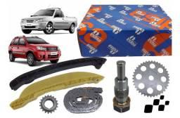 Kit Distribuição Ford Fiesta 1.0 1.6 8v Zetec Rocan