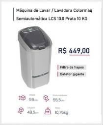 Quinta Gaspar Móveis - Lavadora 10kg - Colormaq