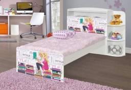 cama infantil masculina e feminina