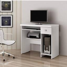 Mesa para Computador 1 Gaveta System ? Valdemóveis ? Branco