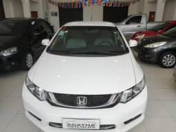 Honda Civic Sedan LXR 2.0 Flex - Completo - Automtico