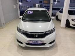 HONDA FIT 2018/2018 1.5 EX 16V FLEX 4P AUTOMÁTICO