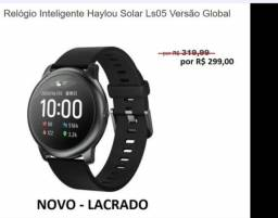 Relógio Smartwatch Haylou Solar Ls05 Novo