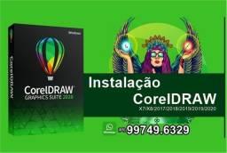 Instalaçao corelDRAW comprar usado  Fortaleza