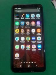 Samsung A7,128 GB,4 RAM, 1000 reais