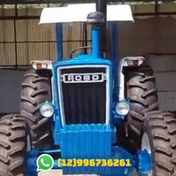 Ford 6610 Ano 1983