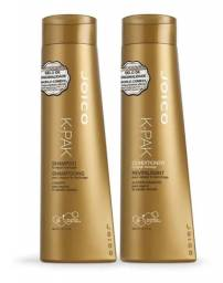 Joico K-pak Rep Damage Kit Sh+cond. 300ml+ Másc 50ml C/selo