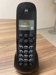 Vendo telefone sem fio Motorola com defeito