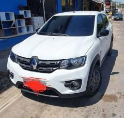 Renault kwid 2018 intense completo