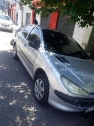 """""""CHAMA""""   Peugeot 206 1.0 16v ACEITO PROPOSTA EM DINHEIRO"""