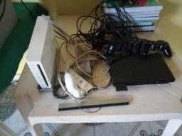 Nintendo Will + PS2