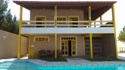 Mansão 12 suítes, piscina bar, WiFi, no Icaraí - 60 pessoas