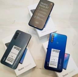 Redmi Note 8T c/ garantia de 12 meses! Confira