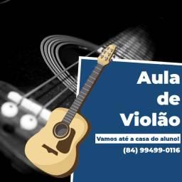 Aulas de violão