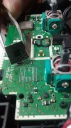 manutenção e compra de controles