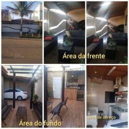 Casa Com Habite-se na Vila Buritis Planaltina DF R$385 MIL