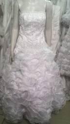 Aluguel vestido noiva,dama,debutante