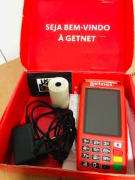 Maquininha Get Net com Bobina
