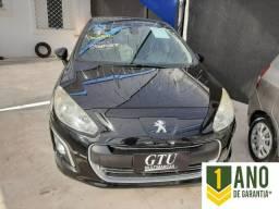 """Peugeot 308 Allure 1.6 Ano: 2013 """" Ent: $ 2.490,00 + 48 x R$ 878,22 - 1 Ano de Garantia """""""