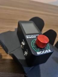 Pedais - Mooer Radar, 005, Fire Distortion e Phaser
