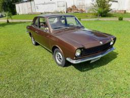 Ford Corcel 1 ano 77 - PLACA PRETA