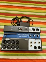 Mesa de mistura digital soundcraft Ui12