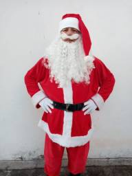 Vendo linda roupa de Papai Noel!!