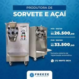 SUPER DESCONTO- Máquina de fabricar sorvete e açaí