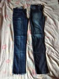 Calças jeans Black Friday