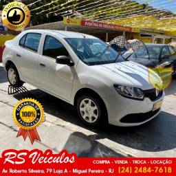 Renault Logan Authentic 12V 3 Cilindros Completasso - 2019