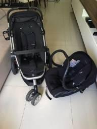 Carrinho Quinny Buzz + Bebê Conforto Maxi-Cozi