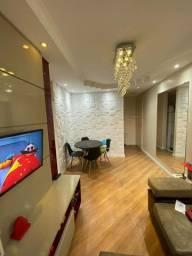 Apartamento 47m² c/ dois Quartos na Vila Curuçá