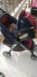 Maravilhoso Carrinho de Bebê 3 x 1 Chicco
