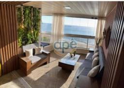 Aluguel de apê todo mobiliado de 4 quartps, por R$ 5.000/mês - Praia da Costa - VV