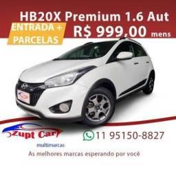Título do anúncio: HB20X 2013/2014 1.6 16V PREMIUM FLEX 4P AUTOMÁTICO