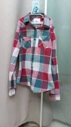 Camisa de quadrilha veste bem
