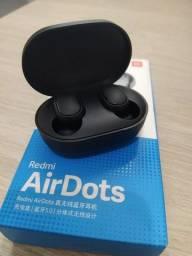 Fones de ouvido Redmi Airdots semi-novo