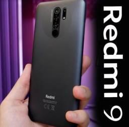 Celular Xiaomi Redmi 9 64gb / 4 RAM (Novo Lacrado) Cinza