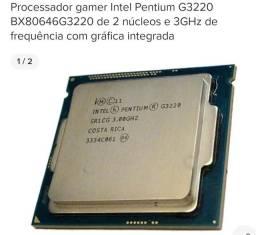 Título do anúncio: Processador G3220