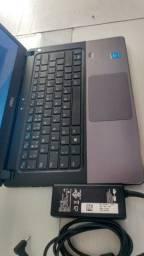 Notebook DELL i5 c/ placa de vídeo